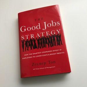 Good Jobs Strategy -  Zeynep Ton